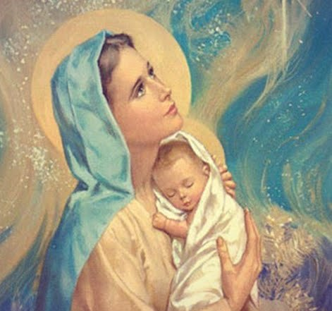 Мощнейшая молитва матери о сыне и о дочери.