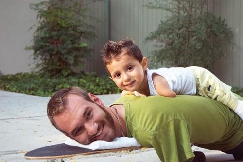 Ник Вуйчич: Когда мой сын плачет, я не могу его обнять, но он подходит и обнимает меня
