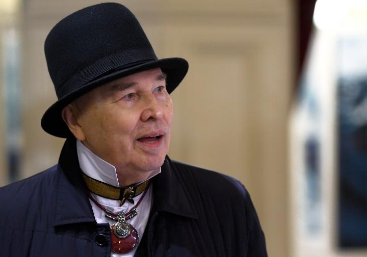 Что случилось с известным кутюрье Вячеславом Зайцевым?