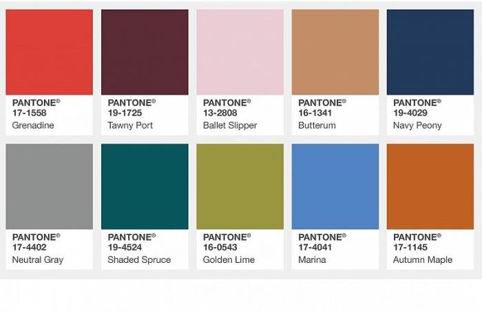Осенний маникюр в оттенках Pantone: 10 потрясающих вариантов