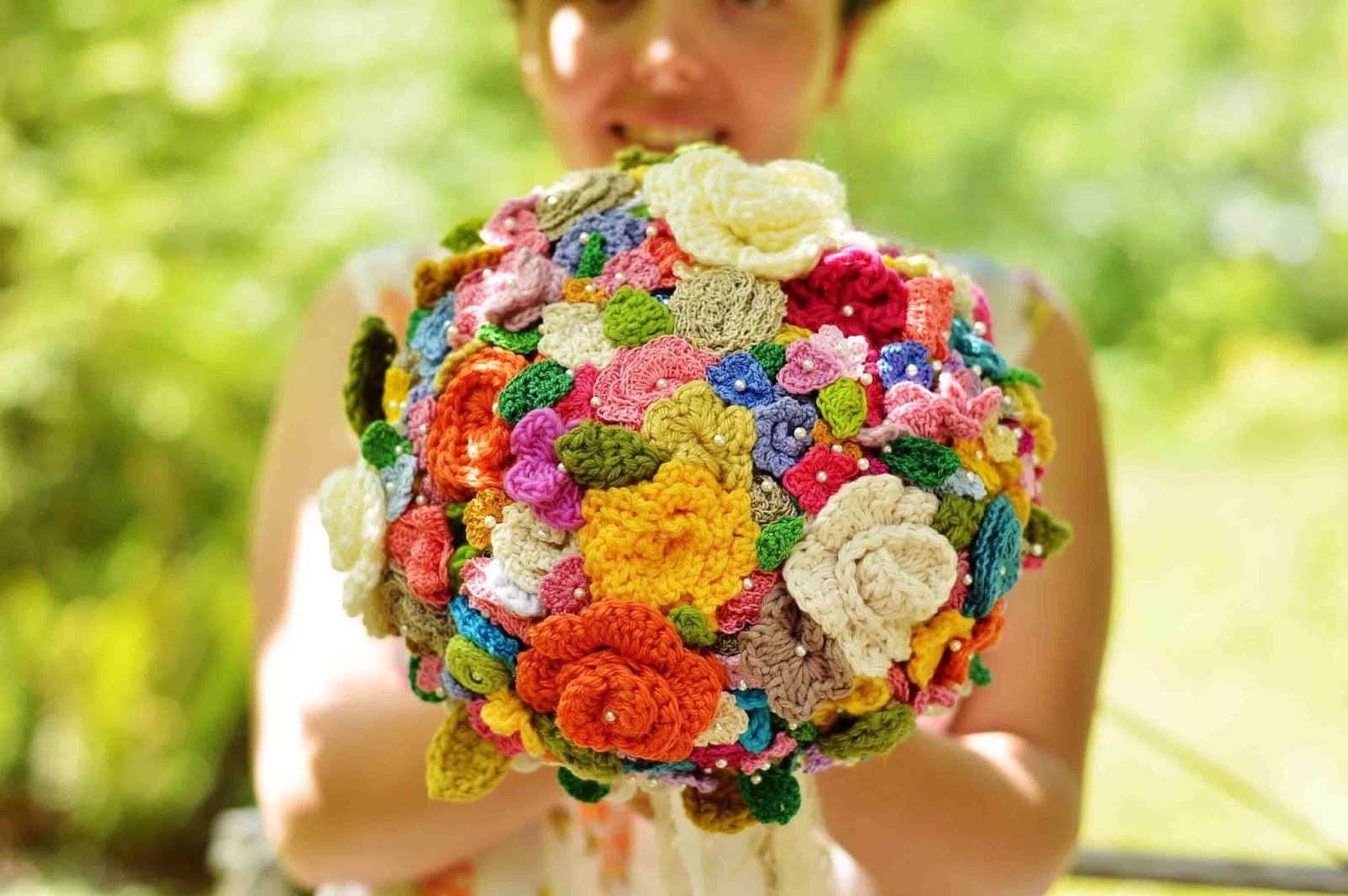 Необычные букеты из цветов своими руками