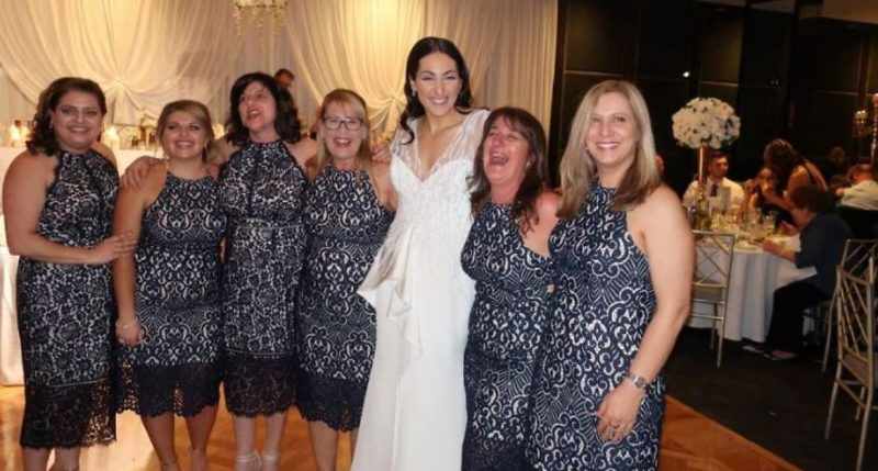 Невероятное совпадение на свадьбе!