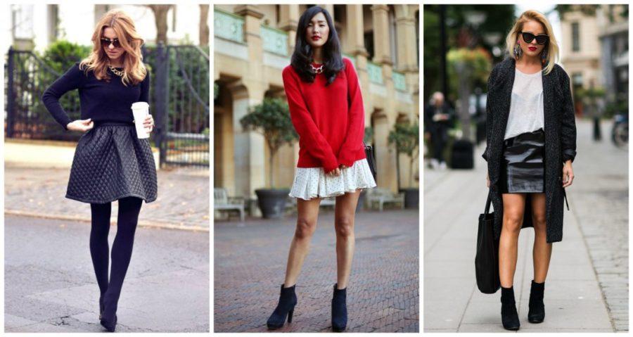 6 модных образов на осень 2017