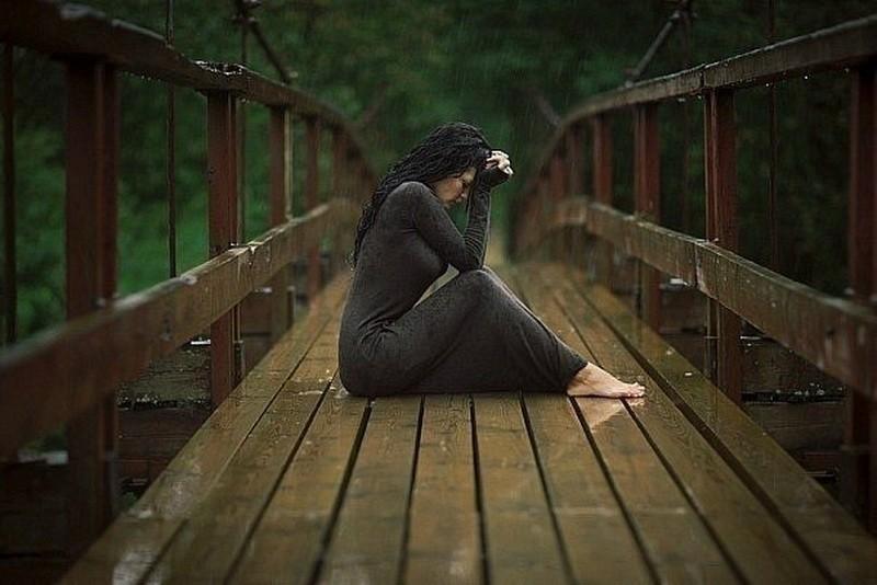 Я – женщина, самое сильное существо на земле… Но, боже мой, как же хочется плакать!»