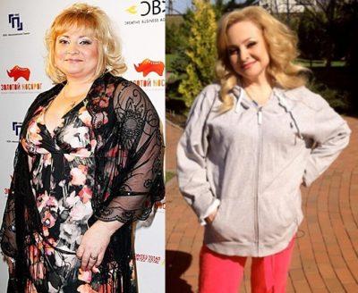 10 русских звезд, которые кардинально изменили свой вес