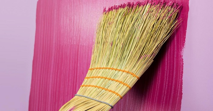 4 копеечных способа покрасить стены, как в элитном жилище