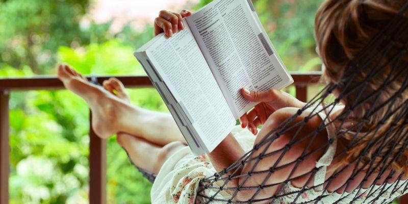 Книги, которые помогут расслабиться и отдохнуть