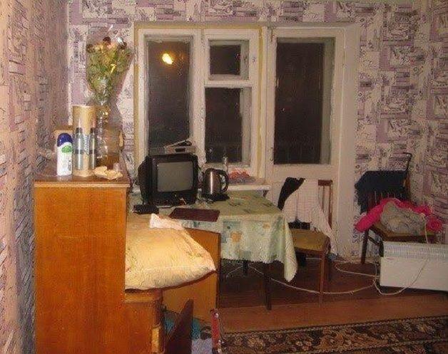 Мать заперла своих детей в квартире, и ушла на 9 дней