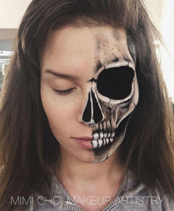 Девушка пришла с расколотым черепом