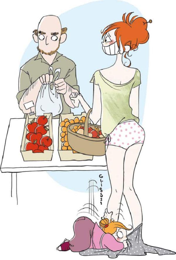 Неужели жизнь у молодых мам выглядит так? 25 комиксов, отражающих реальность!