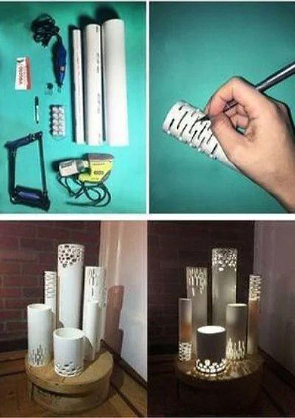 Как можно использовать пластиковые трубы с пользой