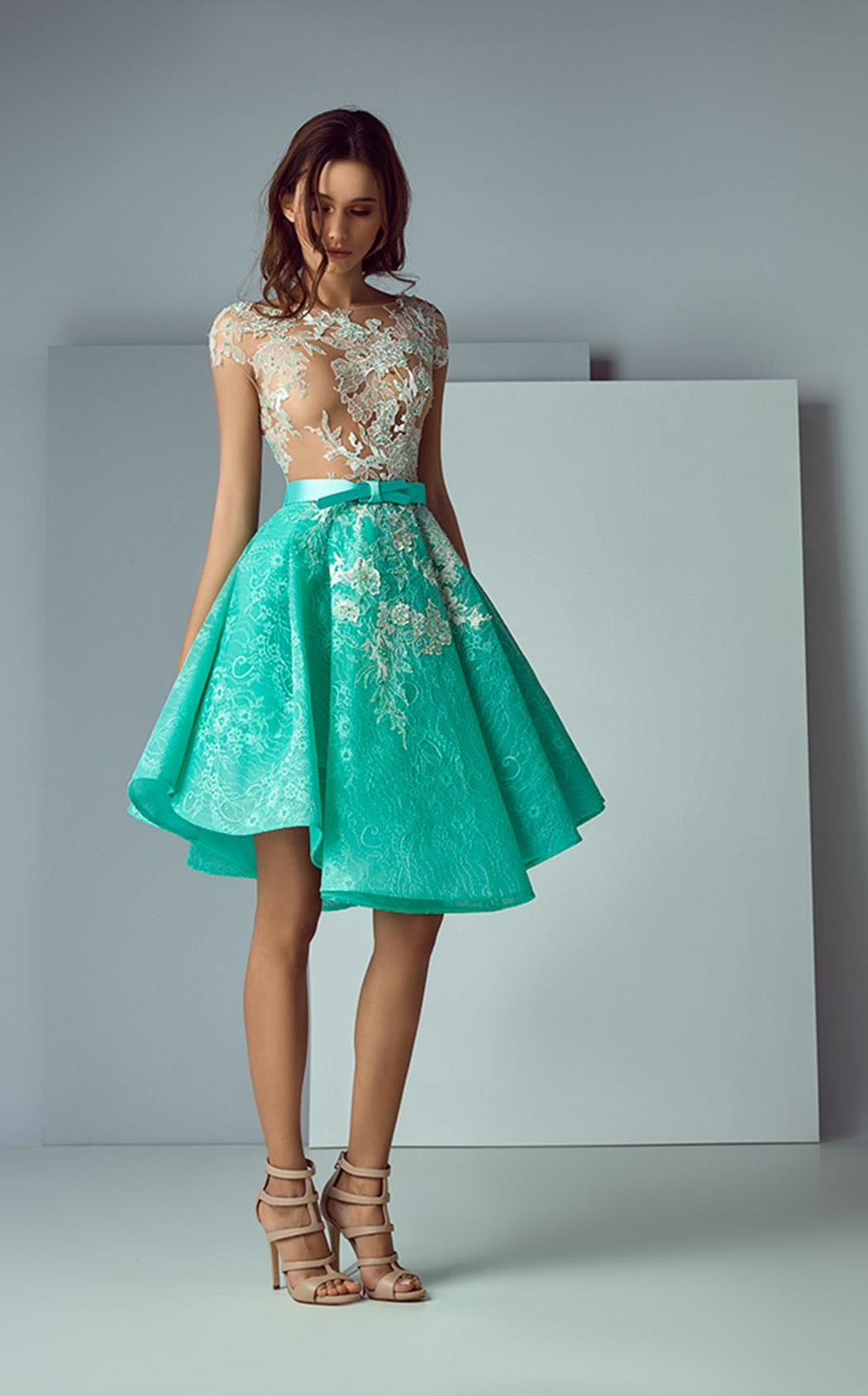 30 сногсшибательных вечерних платьев от Saiid Kobeisy. Браво дизайнеру!