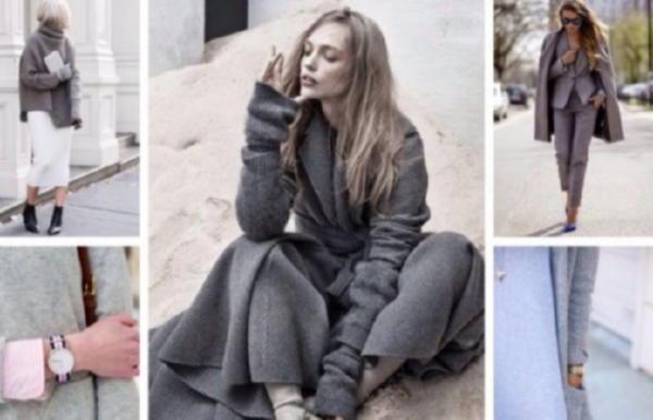 Новый оттенок «Цвет тауп» в одежде стал революцией для мира моды