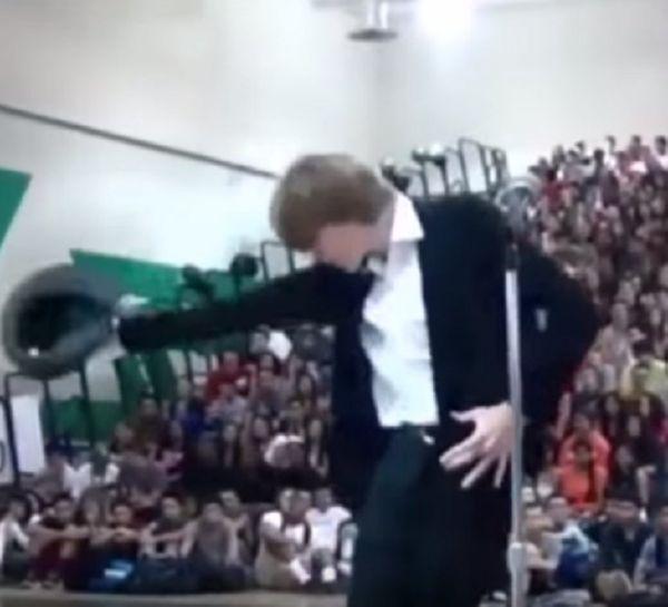 Танец, потрясший мир