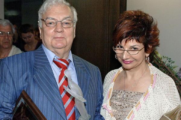 Роксана Бабаян прокомментировала смерть Михаила Державина: последние годы было очень тяжело!