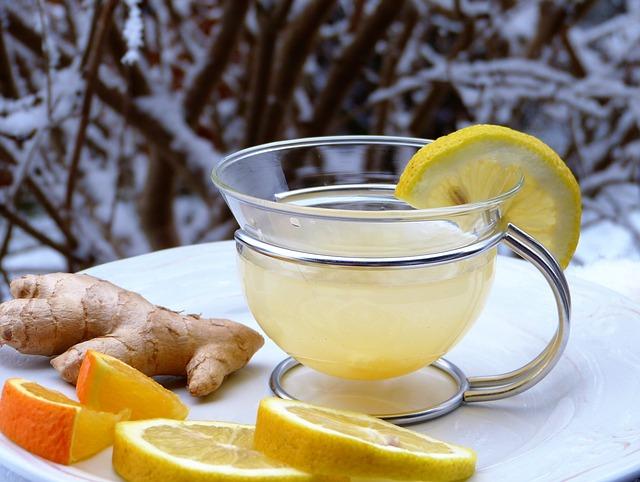 Имбирный напиток для похудения: 7 лучших рецептов